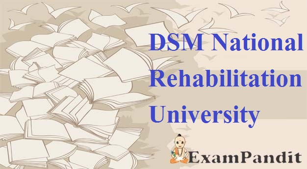 DSM National Rehabilitation University