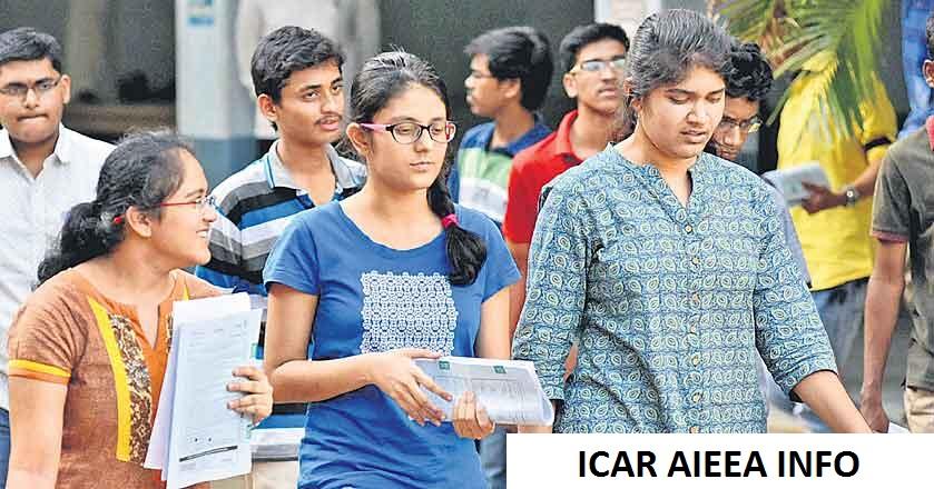 ICAR AIEEA 2021: Application Form, Important Dates, Eligibility Criteria