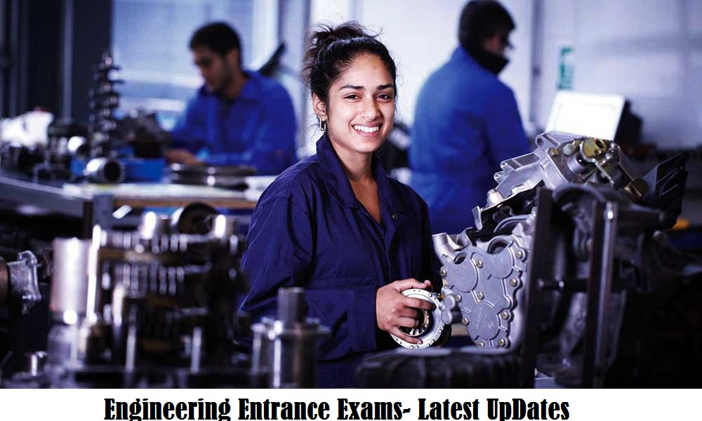 Engineering Exams 2022: Latest Notifications & Alerts